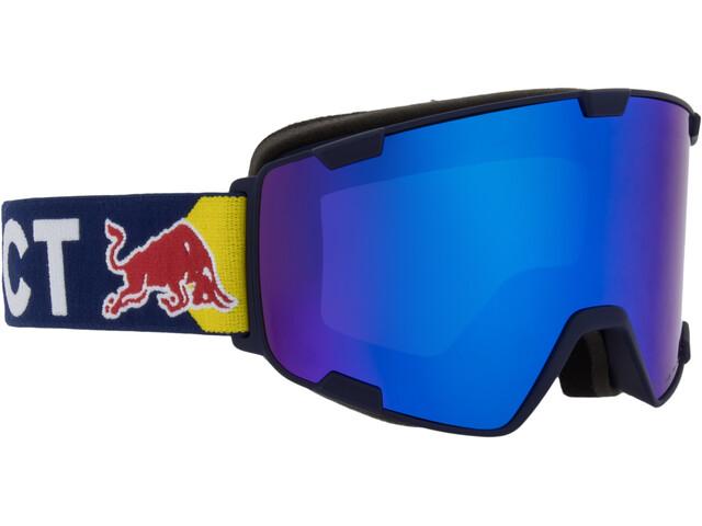 Red Bull SPECT Park Laskettelulasit, dark blue/blue snow